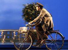 Charles Castronovo in Daniel Catán's Il Postino. Photo credit: Lawrence K. Ho / LA Times