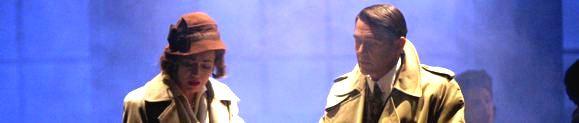 Laura (Elizabeth Futral) and Alec (Nathan  Gunn)