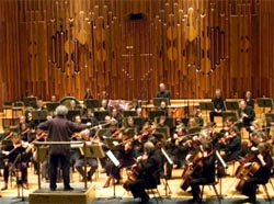 BBC Symphony Orchestra. Photo credit: Peter Serling