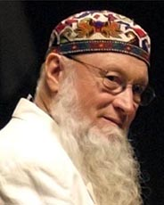 Terry Riley, photo by Stuart Brinin