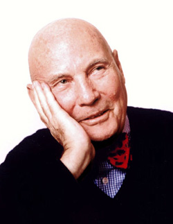 Hans Werner Henze. Photo Richard Haughton